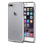 Insten Transparent TPU Gel Rubber Slim Case For Apple iPhone 8 Plus / iPhone 7 Plus - Clear