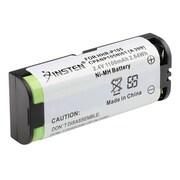 Insten® 287155 1100mAh 2.4 V Ni-MH Cordless Phone Battery For Panasonic HHR-P105