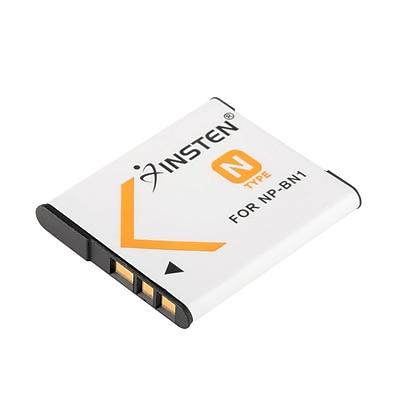 Insten® 316572 3.7 VDC 900mAh Rechargeable Li-ion Battery For Sony NP-BN1; White