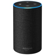 Amazon Echo 2nd Generation, Charcoal, English (53-006710)