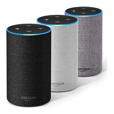 Amazon Echo 2nd Generation, English
