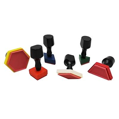 Pattern Blocks, Center Enterprises Pattern Block Stamps