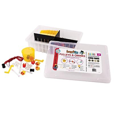 Brackitz Pulleys & Cranks Classroom Module Plastic