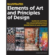 Crystal Productions® Illustrated Elements Of Art And Principles Of Design