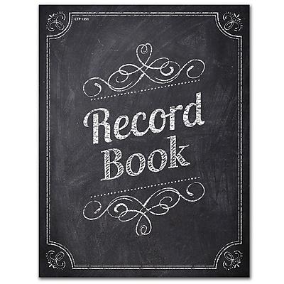 Creative Teaching Press Chalk It Up! Record Book (CTP1351)