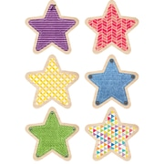 "Creative Teaching Press 6"" Stars Assorted Colors (CTP6518)"