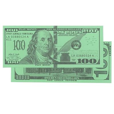 Money, Learning Advantage™ $100 Bills Set of 50