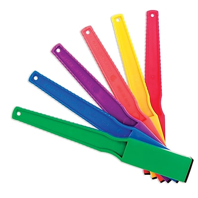 Dowling Magnets Primary Colored Magnet Wands, 24/Pack