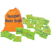 Educational Insights Bean Bags, Numbers