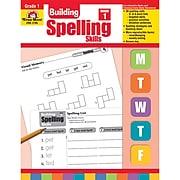 Evan-Moor® Building Spelling Skills, Grade 1
