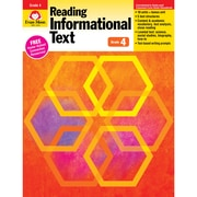 "Evan-Moor® ""Reading Informational Text: Common Core Mastery"" Book, Grade 4th"
