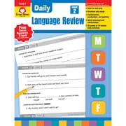 Grammar Skills, Evan-Moor® Daily Language Review Grade 2