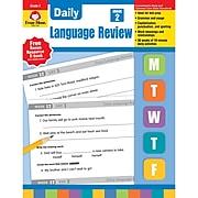 Grammar Skills, Evan-Moor® Daily Language Review Grade 2