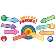 Edupress® Bulletin Board Set, Learning Targets, 14/Pack