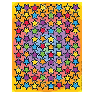 Eureka® Mini Stars Stickers (EU-656891)
