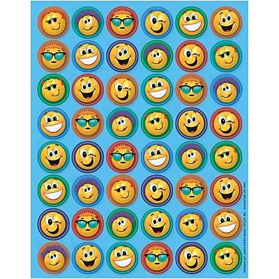 Eureka® Mini Stickers, Emoticons (EU-656893)