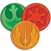 "Eureka 5.5"" x 5.5"" Star Wars, Assorted Colors (EU-841016)"