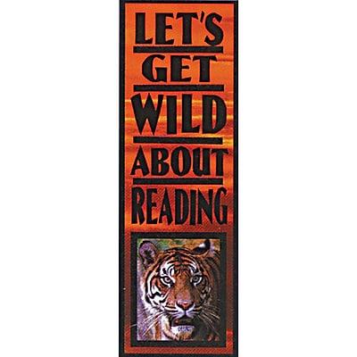Eureka Bookmarks, Wild About Reading