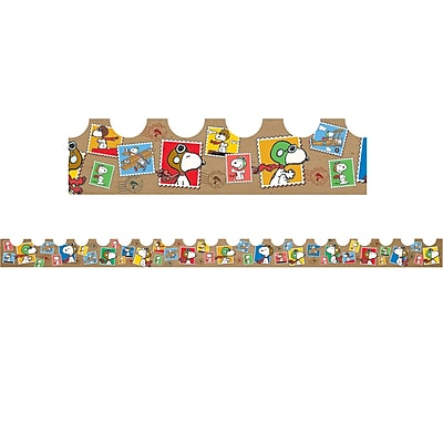 Eureka Peanuts Flying Ace Deco Trim (37 x 2.25)