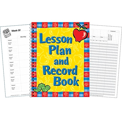 Eureka® Lesson Plan and Record Book