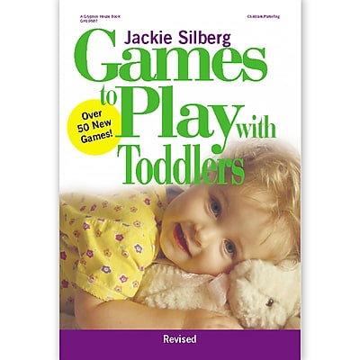 Gryphon House Games To Play With Toddlers Revised Edition Book (GR-19587)