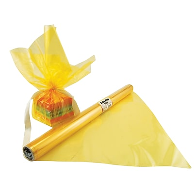 Cello-Wrap™ Roll, Yellow