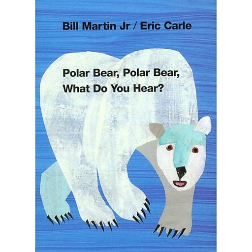 Macmillan® Polar Bear, Polar Bear, What Do You Hear? Board Book
