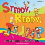 Steady, Ready, Jump, CD