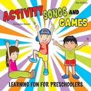 Activity Songs & Games, CD
