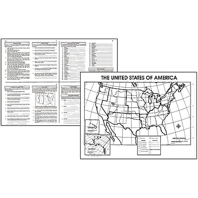 The United States Activity Poster