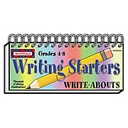 McDonald Write-Abouts, Writing Starters
