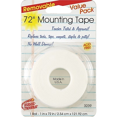Miller Studio Remarkably Removable Magic Mounting Tape, 1