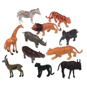 "Get Ready Kids® Zoo Animals Playset, 6"", 11/Set"