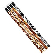 Musgrave Pencil Company Jungle Fever Pencil, Dozen, 2/Bd