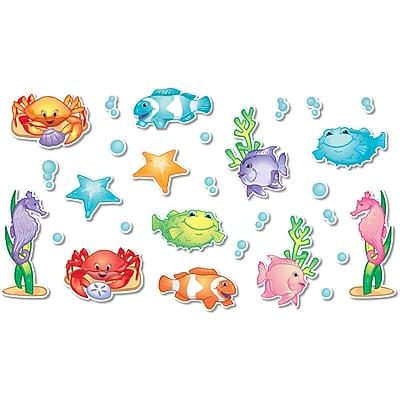 North Star Teacher Resource Bulletin Board Accents, Under The Sea