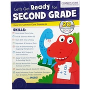 Let's Get Ready For Second Grade, Grade 2 (PBSTW4046)