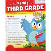 Let's Get Ready For Third Grade, Grade 3 (PBSTW4065)