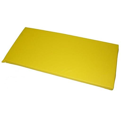 Peerless Plastics Rainbow Designer Mat, Lemon (PZ-LEM231)
