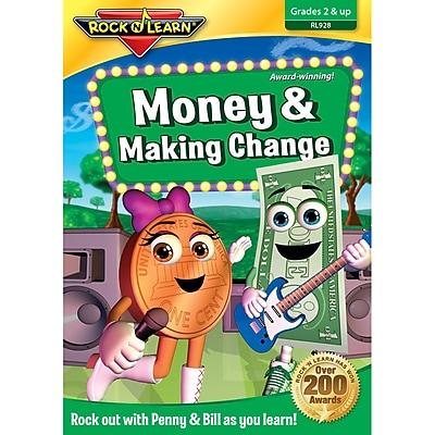 Rock 'N Learn® DVD Programs, Money & Making Change