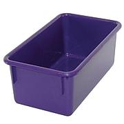 Romanoff Products Stowaway® Small Tub, Purple, 5/Pack