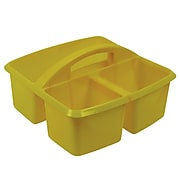 Romanoff Products Small Utility Caddy, Yellow, 2/Bd