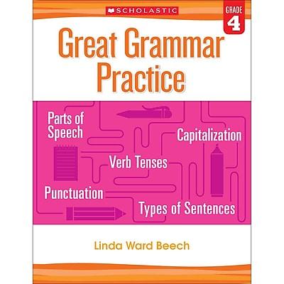 Great Grammar Practice Gr 4 (SC-579424)