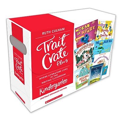 Scholastic Trait Crate Plus, Grade K (SC-803046)