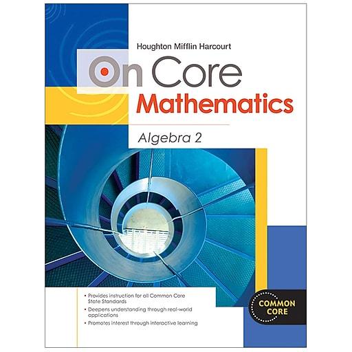 Houghton Mifflin On Core Mathematics Reseller Package, Algebra 2 (SV-9780547873930)