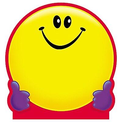 Trend Enterprises® Note Pad, Smiley Face, 50/Pack