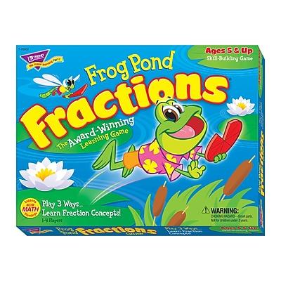 Frog Pond Fractions® Game