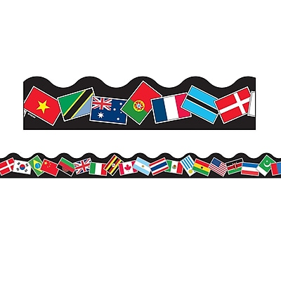 World Flags Terrific Trimmers®