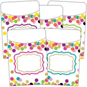Teacher Created Resources® Confetti Library Pockets, Pack of 105 (TCR2736)