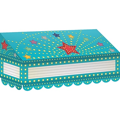 Teacher Created Resources Light Blue Marquee Awning (TCR77283)