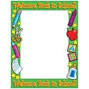 "Teacher's Friend® Printer Paper, Back To School, 11"" x 8-1/2"" (TF-8105)"
